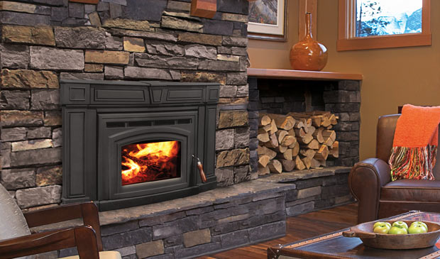 cabello wood fireplace insert enviro