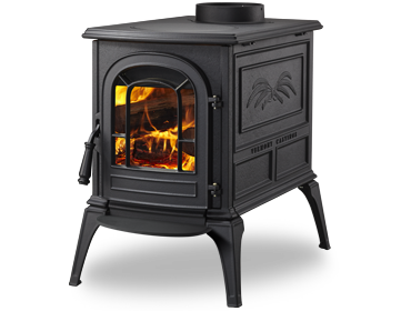 Aspen Non-Catalytic Wood Burning Stove by Vermont Castings ...