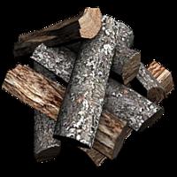 Wood Pile - Split