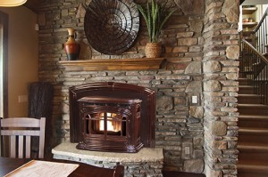 m55 fireplace insert by enviro