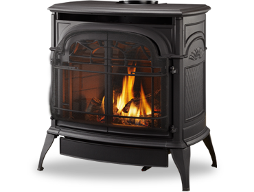 Stardance Vent Free Gas Stove by Vermont Castings - Hearth ...